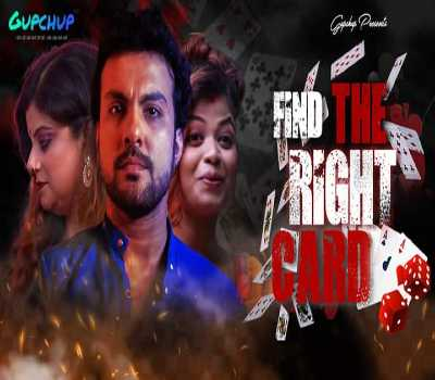 Find The Right Card Web Series (GupChup) Cast: Watch Online, All Episode Hd