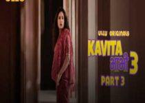 KAVITA BHABHI 3 PART 3 Web Series Ullu: Cast, Watch All Episodes Online