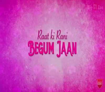 Raat Ki Rani Begum Jaan Web Series Cast: Watch Online, Episodes