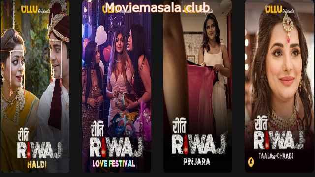 All Riti Riwaj Ullu Web Series Cast : Actress Name List, Watch Online