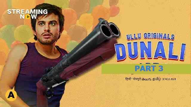 Dunali Part 3 Ullu Web Series Cast, Watch Online, Review, Actress